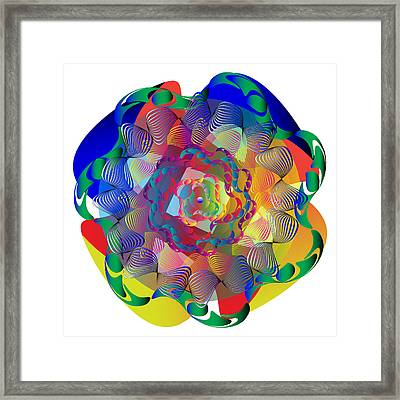 Complexical No 1705 Framed Print