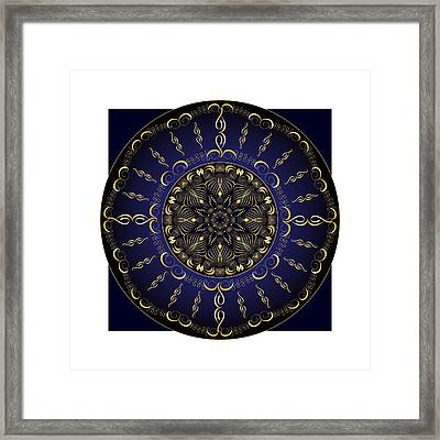 Complexical No 1851 Framed Print