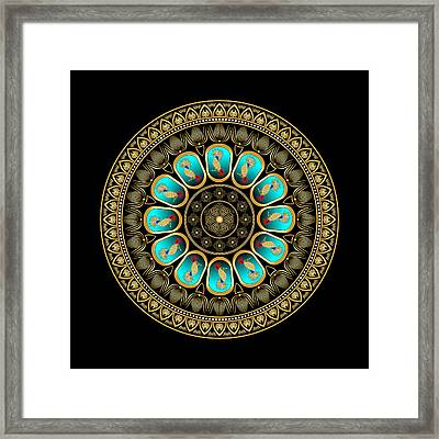 Complexical No 1992 Framed Print