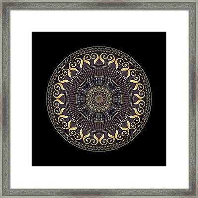 Complexical No 2031 Framed Print