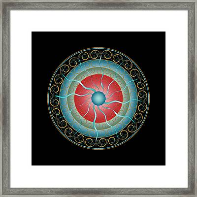 Complexical No 2155 Framed Print