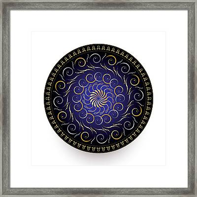 Complexical No 2170 Framed Print