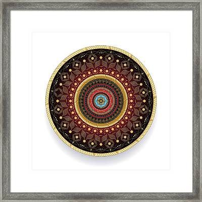 Complexical No 2243 Framed Print