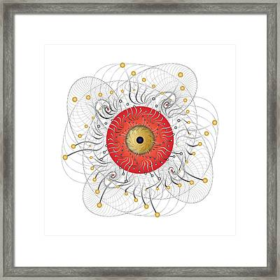 Complexical No 2324 Framed Print