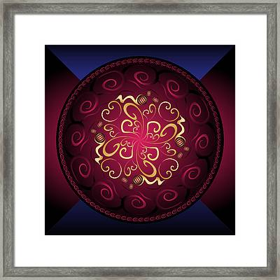 Complexical No 2364 Framed Print