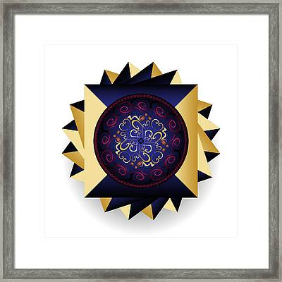 Complexical No 2365 Framed Print