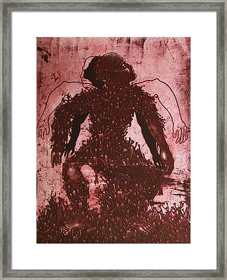 Complexity Of Human Life Framed Print by Narongchai Saelee