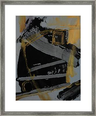 Composition 20186 Framed Print