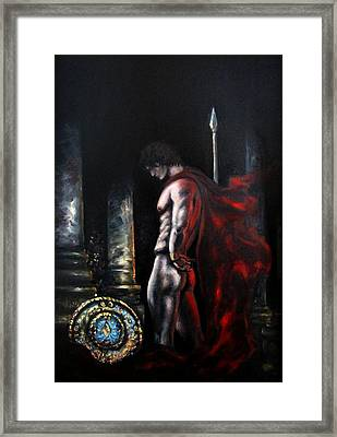 Compromises Framed Print by Aleksei Gorbenko