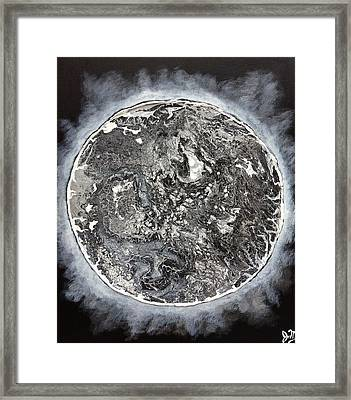 Conceive Framed Print by Jacqueline Martin
