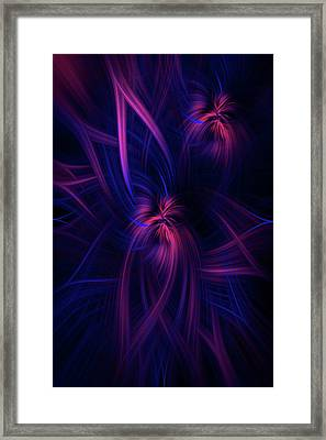 Concept Awareness  Framed Print by Jenny Rainbow