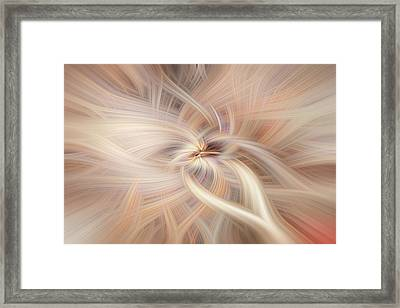 Concept Mercy Framed Print by Jenny Rainbow