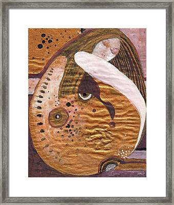 Conception Dream Framed Print by Maya Manolova