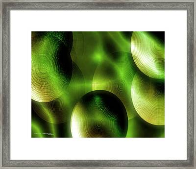 Conception Framed Print by Dreamlight  Creations