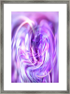 Framed Print featuring the photograph Conception by Eric Christopher Jackson