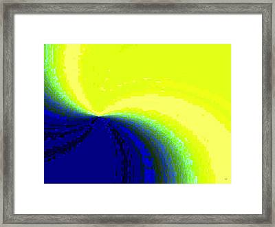 Conceptual 14 Framed Print by Will Borden