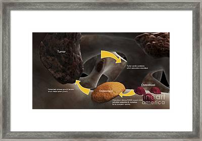 Conceptual Image Illustrating Framed Print