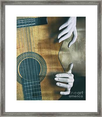 Conceputal   Framed Print by Steven Digman