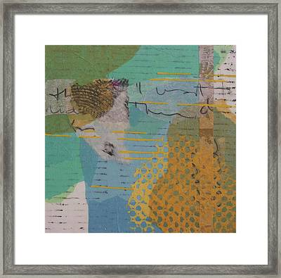Concerto In The Wind Framed Print