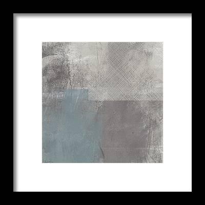 Concrete Framed Prints