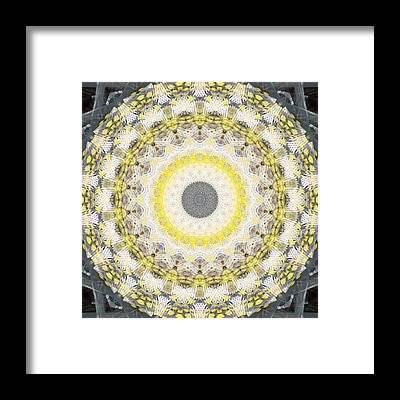Mandala Framed Prints