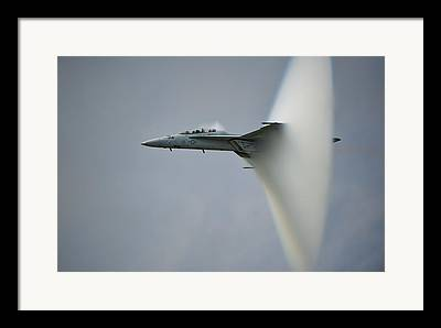 Airliners Photographs Framed Prints