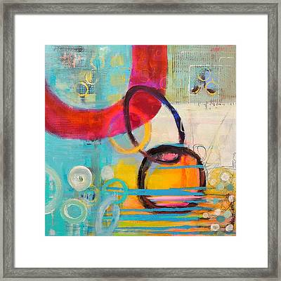 Conections Framed Print