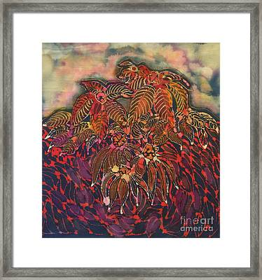 Coneflower Spirit Framed Print