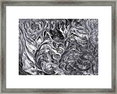 Confusion 4 Framed Print by Keenya  Woods