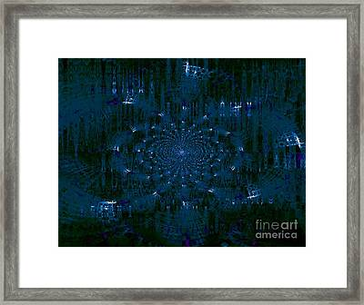 Congregation Of Praise Framed Print by Fania Simon