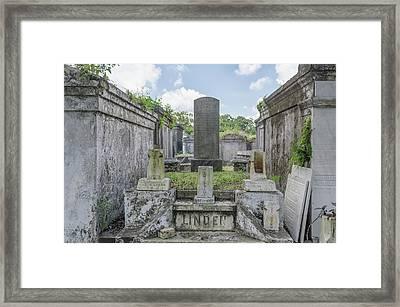 Congregation Of The Dead Framed Print