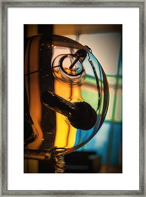 Framed Print featuring the photograph Conical by Tim Nichols