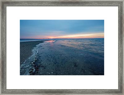 Conimicut Point Framed Print