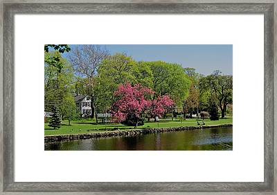 Connecticut Framed Print