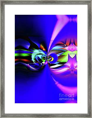 Connection 2 Framed Print