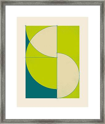 Connections 15 Framed Print