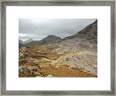 Connemara Framed Print