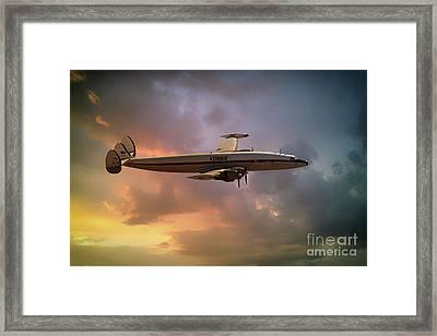 Connie Framed Print by J Biggadike