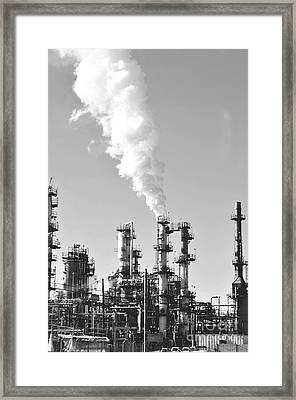 Conoco Framed Print