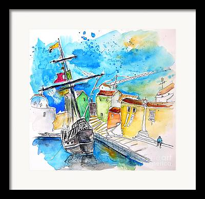Vila Do Conde Framed Prints