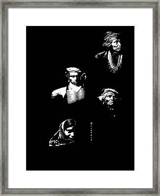 Conscience Framed Print
