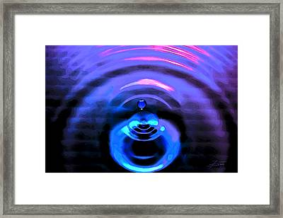 Consequences Framed Print by Barbara  White