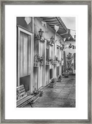 Conservatoria-rj Framed Print