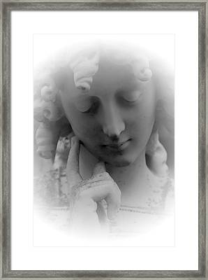 Consider Framed Print by Phil Bongiorno
