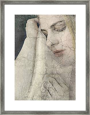 Considering Love Framed Print by Jeff Burgess