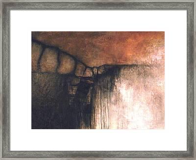 Consol No. 9 Framed Print