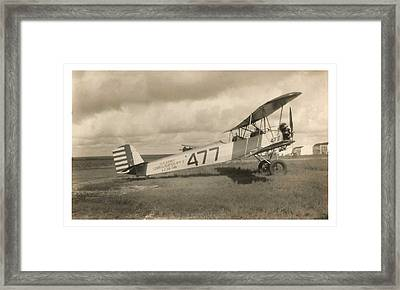 Consolidated O-17 Courier 1928 Framed Print