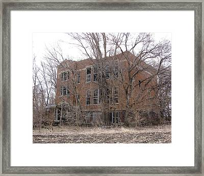 Consolidated School District Framed Print