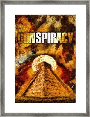 Conspiracy Framed Print
