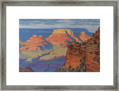 Contemplation Framed Print by Cody DeLong
